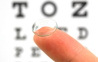 Contacts Lens Evaluation and Prescription